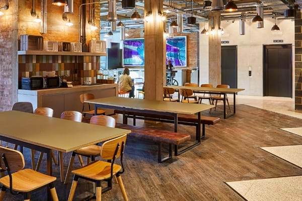 Three chapmanbdsp fit out projects shortlisted for awards