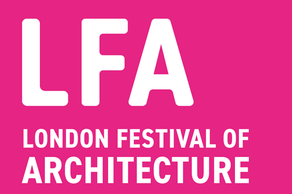 London Festival of Architecture announcement