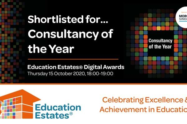 chapmanbdsp shortlisted for education award